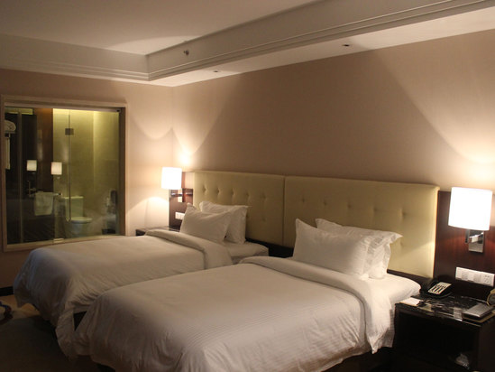 DeluxeTwin Room
