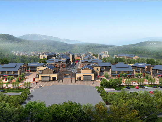 Chaxi Town Resort