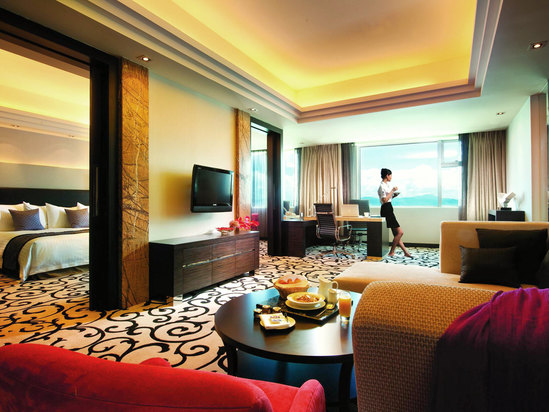 Deluxe Sea-view Suite(14 days advanced booking)