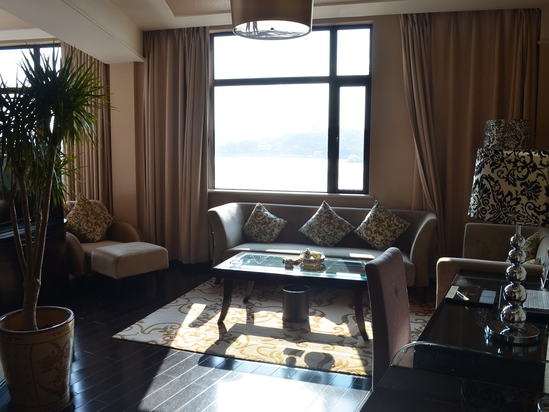 Executive King Size Room (Sea view)