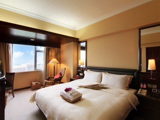 Ocean-view Queen Room(21 days advanced booking)