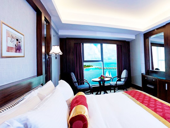 Deluxe King Size Room (Sea view)