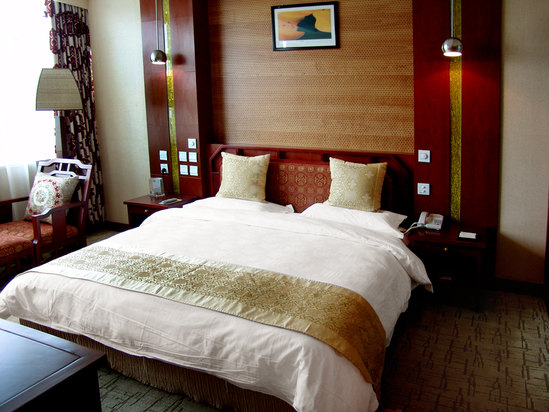 Deluxe Business Room (water bed)