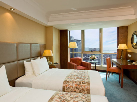 Premium Executive Lake-view Twin Room(limited offer)