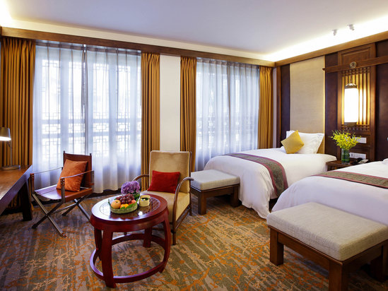 Crowne Plaza Superior Room (Minimum 2 consecutive nights) (2-day advance booking)